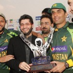 Pakistan grabbed the ODI series 2-1