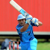 Henry Davids - thundering batting
