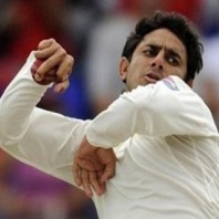 Saeed Ajmal - 11 wickets in the match