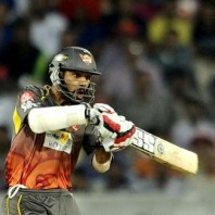 Shikhar Dhawan - 'Player of the match' for his brisk 71 runs