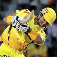 Suresh Raina - Player of the match