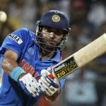 Yuvraj Singh - A blistering knock of 123 off 89 mere balls