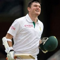 Graeme Smith - Leading his side from the front with his 27th Test ton