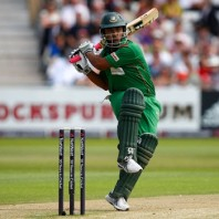 Tamim Iqbal - A fighting fifty