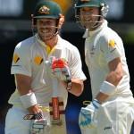 Tons from Warner, Clarke strengthened Australia – 1st Test vs. England