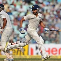 Ravichandran Ashwin and Rohit Sharma - A match winning partnership of 280 runs