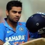 Virat Kohli - fastest 5000 runs along with Vivian Richards in 114th innings