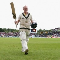 Chris Rogers - A match winning hundred