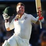 David Warner - Fifth Test hundred