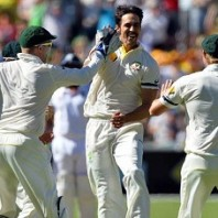 Mitchell Johnson - Lethal fast bowling in the match