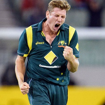 James Faulkner - Player of the match