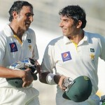 Younis Khan and Misbah-ul-Haq - Fighting for survival of their team