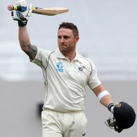 Brendon McCullum - Consecutive Test hundred