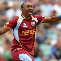 Dwayne Bravo - 'Player of the match' for his all round performance
