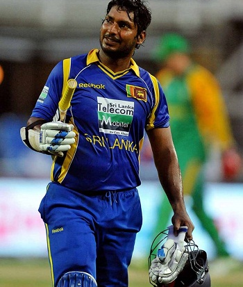 Kumar Sangakkara - A match winning hundred