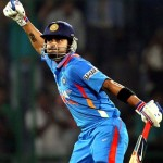 Virat Kohli - Led from the front with a superb ton