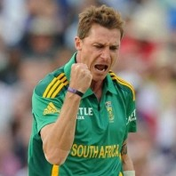 Dale Steyn - Lethal bowling spell of 4-17