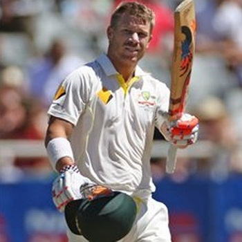 David Warner - Consecutive hundred in the match